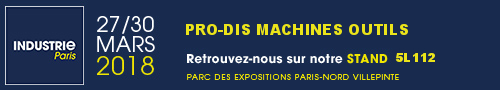 Salon Industrie Paris 2018