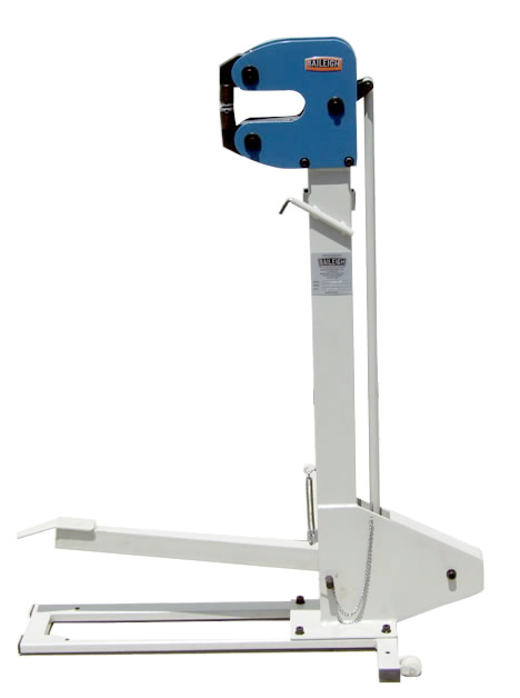 Formeur 224 Pieds Baileigh Mss 16f Pro Dis Machines