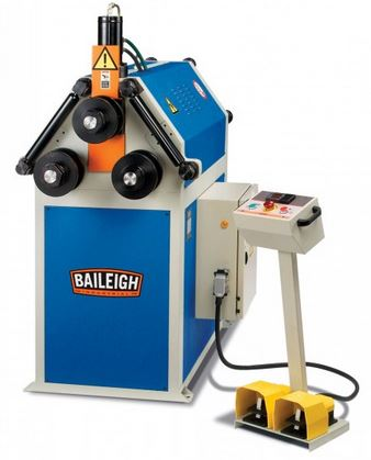 R H55 cintreuse à galets hydraulique BAILEIGH Industrial PRO DIS Machines outils