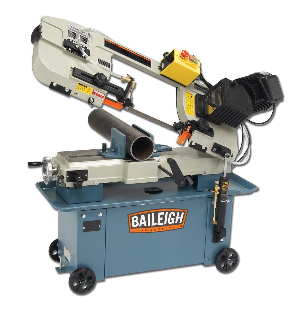 Scie à ruban BAILEIGH BS-712M - PRO-Dis - Machines Outils ...