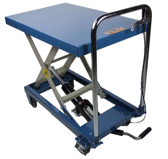 pro-dis - b-cart - table de levage - baileigh