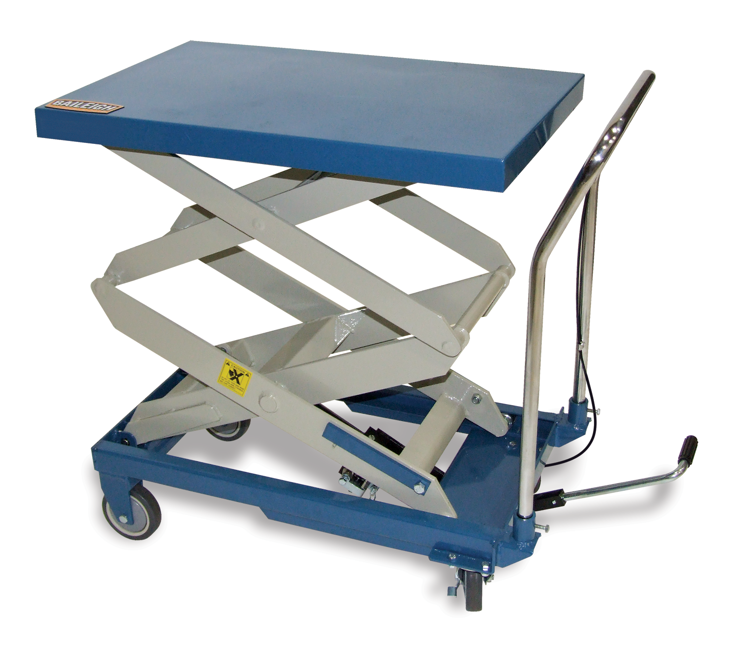pro-dis - b-cartx2 - table de levage - baileigh